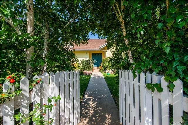 8952 Rubio Avenue, North Hills, CA 91343 (#SR21230138) :: Real Estate One