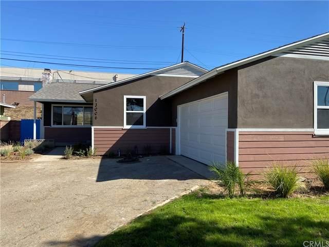 13008 S Manhattan Place, Gardena, CA 90249 (#PW21230092) :: Real Estate One