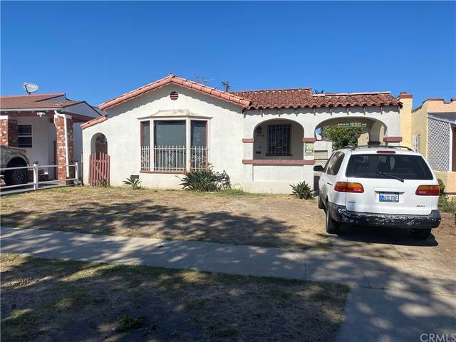 1449 W 91st Place, Los Angeles (City), CA 90047 (#SB21230148) :: The Najar Group