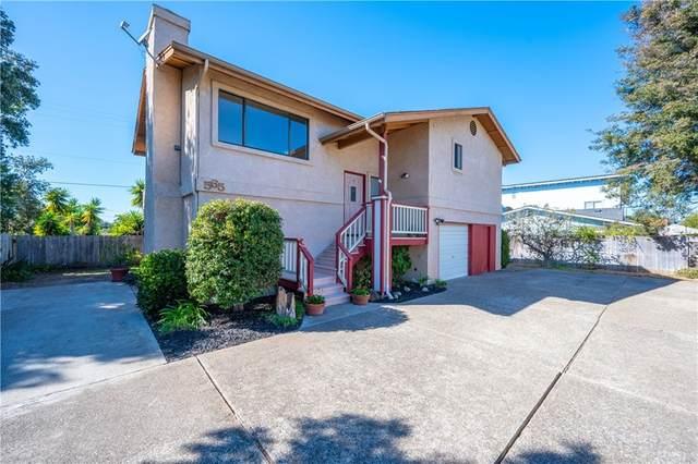 565 N 12th Street, Grover Beach, CA 93433 (#PI21230142) :: The Najar Group