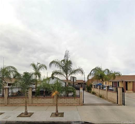 10551 Tamarack Avenue, Pacoima, CA 91331 (#SR21230157) :: Robyn Icenhower & Associates