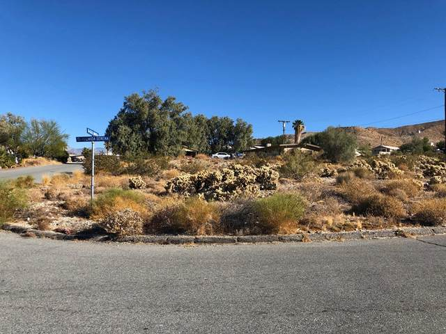 0 Unknown, Desert Hot Springs, CA 92240 (#219069107PS) :: The Najar Group
