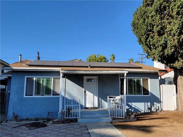 5337 Navarro Street, Los Angeles (City), CA 90032 (#PW21229776) :: The Najar Group