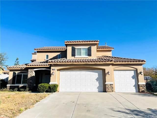 6603 N Ofelia Drive, San Bernardino, CA 92407 (#WS21230111) :: Blake Cory Home Selling Team