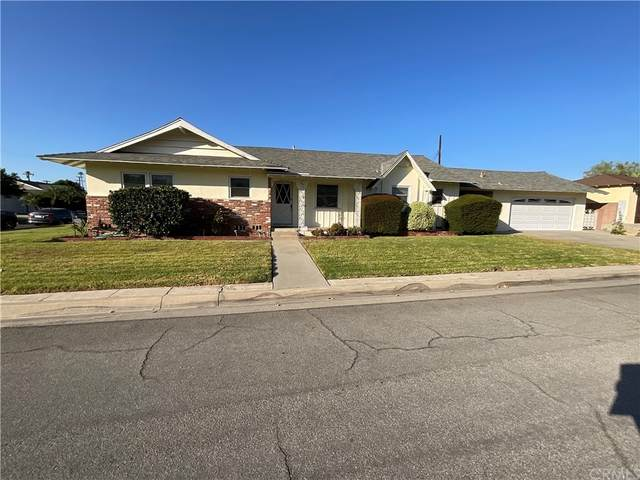 10652 Newcomb Avenue, Whittier, CA 90603 (#PW21230107) :: Blake Cory Home Selling Team