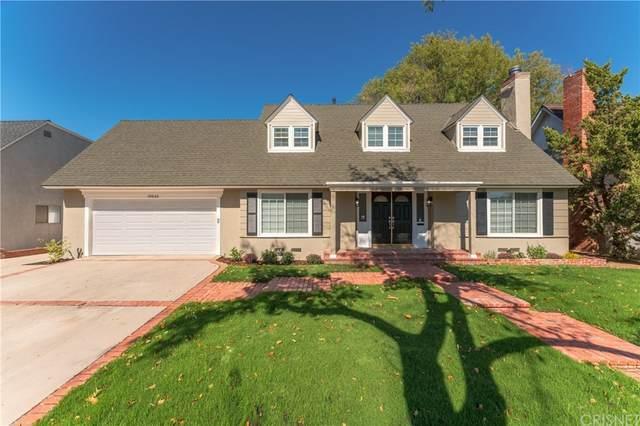19843 Itasca Street, Chatsworth, CA 91311 (#SR21230096) :: Blake Cory Home Selling Team