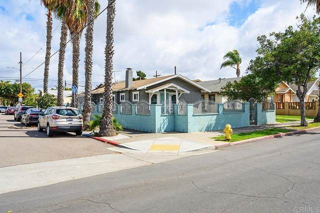 3995 Texas Street, North Park (San Diego), CA 92104 (#PTP2107286) :: Blake Cory Home Selling Team