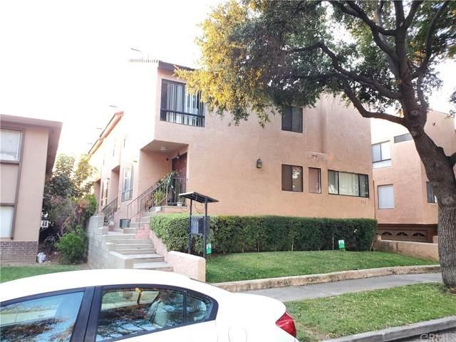 111 S Marguerita Avenue D, Alhambra, CA 91801 (#TR21230202) :: The Parsons Team
