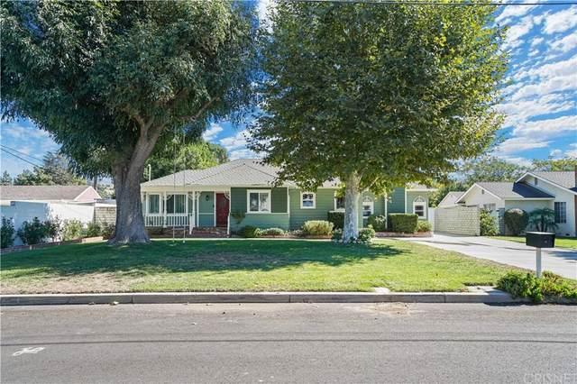 9800 Orcas Avenue, Shadow Hills, CA 91040 (#SR21230204) :: The Parsons Team