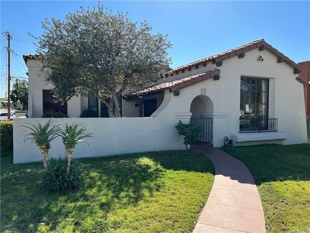 700 Burchett Street, Glendale, CA 91202 (#TR21230180) :: Blake Cory Home Selling Team