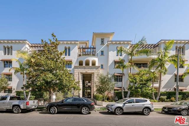 122 N Clark Drive Ph402, West Hollywood, CA 90048 (#21794026) :: RE/MAX Masters