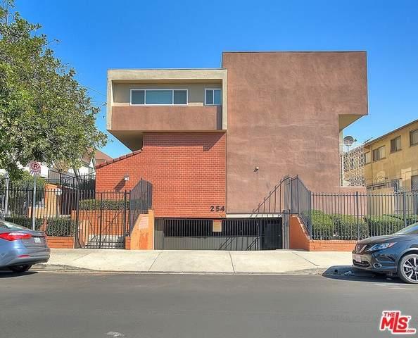 254 S Hobart Boulevard #2, Los Angeles (City), CA 90004 (#21794748) :: Mark Nazzal Real Estate Group