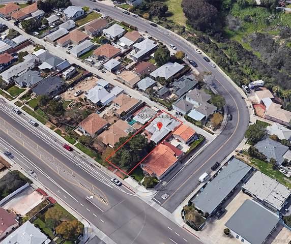 2588 Fairmount Ave, San Diego, CA 92105 (MLS #210029120) :: ERA CARLILE Realty Group