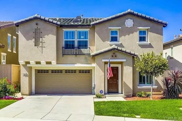 3985 Aliento Way, Oceanside, CA 92057 (#NDP2111849) :: Blake Cory Home Selling Team