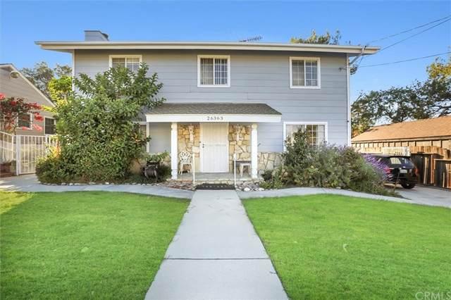 26363 Hillcrest Avenue, Lomita, CA 90717 (#PV21230235) :: Robyn Icenhower & Associates
