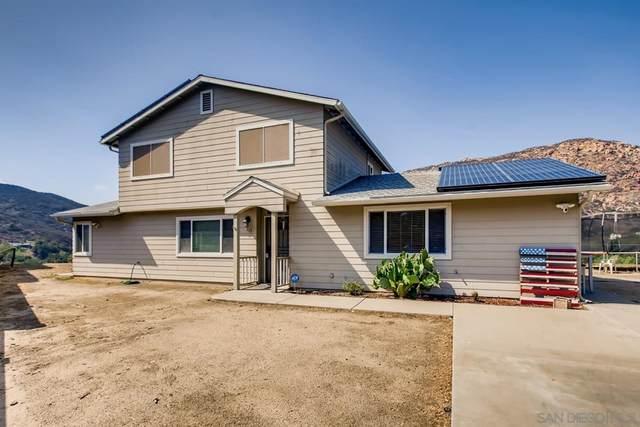 115 Summit Lane, El Cajon, CA 92019 (#210029126) :: The M&M Team Realty