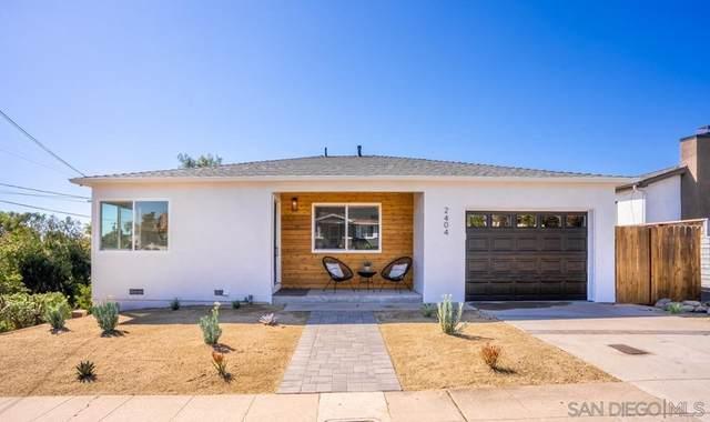 2404 Montclair St, San Diego, CA 92104 (#210029129) :: Bob Kelly Team