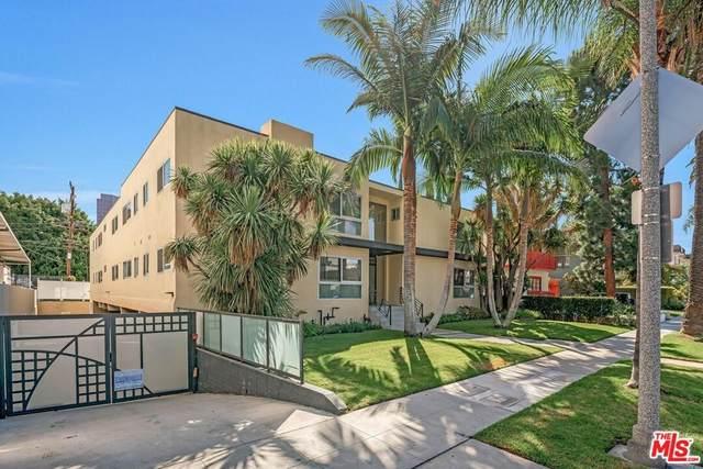 210 S Hamilton Drive, Beverly Hills, CA 90211 (#21796182) :: Compass