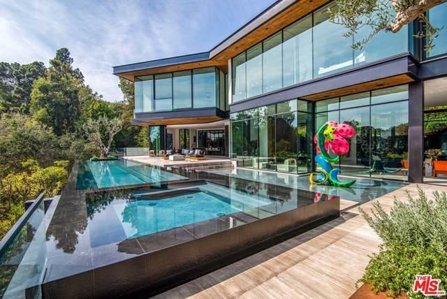 675 Perugia Way, Los Angeles (City), CA 90077 (#21796244) :: Swack Real Estate Group | Keller Williams Realty Central Coast