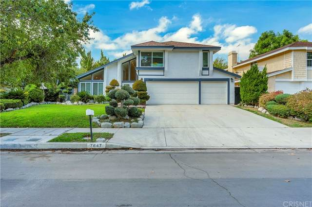 7647 Quimby Avenue, West Hills, CA 91304 (#SR21230258) :: Latrice Deluna Homes