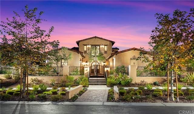19 Columnar Street, Ladera Ranch, CA 92694 (#OC21213880) :: Zen Ziejewski and Team