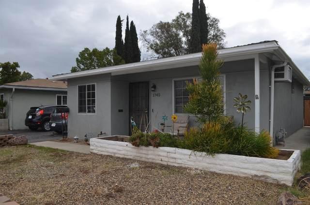 1745 E Grand Ave, Escondido, CA 92027 (#210029139) :: RE/MAX Empire Properties