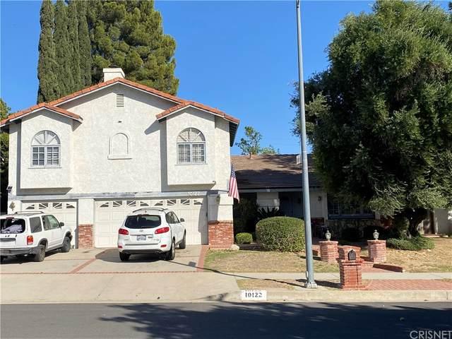 10122 Jovita Avenue, Chatsworth, CA 91311 (#SR21230321) :: Blake Cory Home Selling Team
