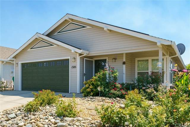 1385 Lucy Way, Chico, CA 95973 (#SN21229935) :: The Laffins Real Estate Team