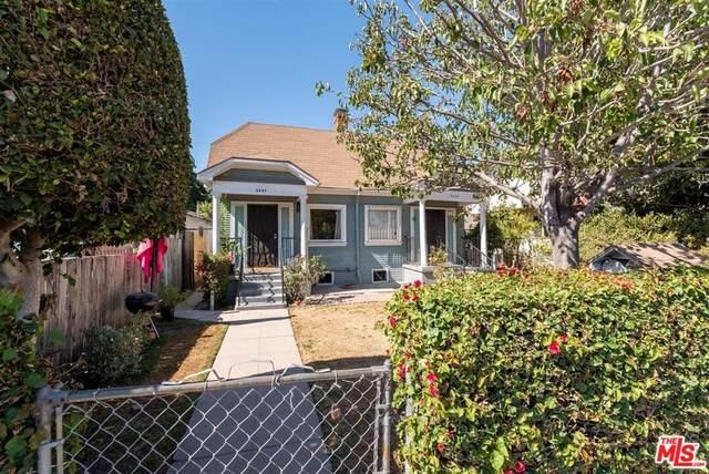 3635 8th Avenue, Los Angeles (City), CA 90018 (#21793944) :: CENTURY 21 Jordan-Link & Co.