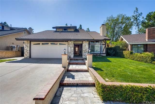 6 Sundance Drive, Phillips Ranch, CA 91766 (#AR21230349) :: Blake Cory Home Selling Team