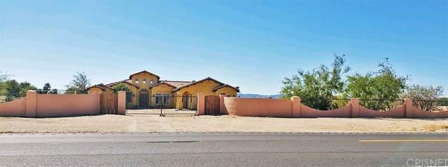 8750 W Avenue D, Antelope Acres, CA 93536 (#SR21230359) :: A|G Amaya Group Real Estate