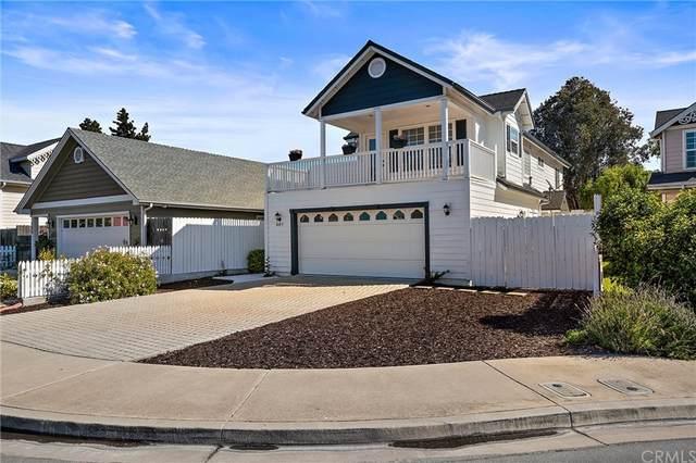 507 Carrington Place, Arroyo Grande, CA 93420 (#PI21230034) :: CENTURY 21 Jordan-Link & Co.
