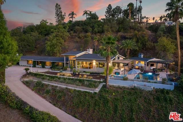 16540 Adlon Road, Encino, CA 91436 (#21796280) :: Blake Cory Home Selling Team