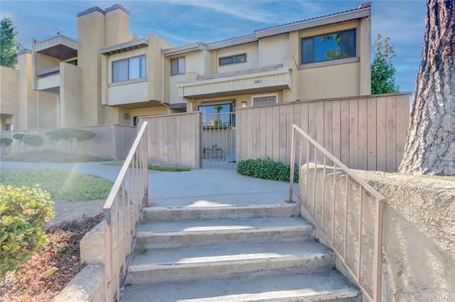 10061 Topanga Canyon Boulevard #1, Chatsworth, CA 91311 (#SR21230355) :: Blake Cory Home Selling Team