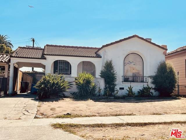1452 W 90Th Place, Los Angeles (City), CA 90047 (#21796342) :: RE/MAX Masters