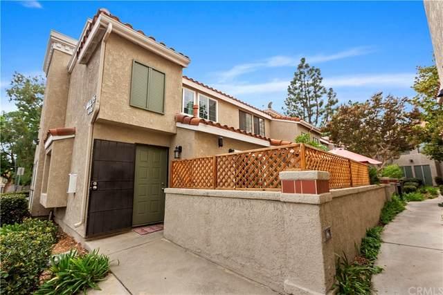 8167 Vineyard Avenue #121, Rancho Cucamonga, CA 91730 (#CV21230425) :: CENTURY 21 Jordan-Link & Co.