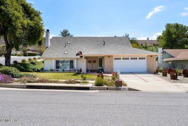 282 Lucero Street, Thousand Oaks, CA 91360 (#221005622) :: Jett Real Estate Group