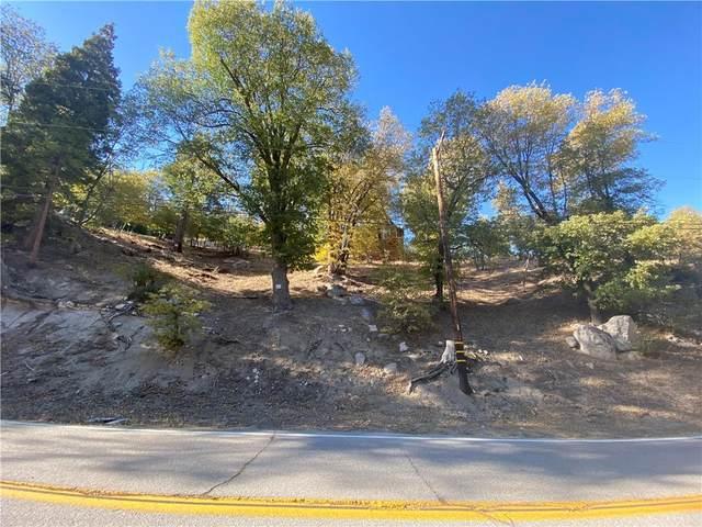 0 Hook Creek Road, Lake Arrowhead, CA 92321 (#SW21230421) :: Blake Cory Home Selling Team