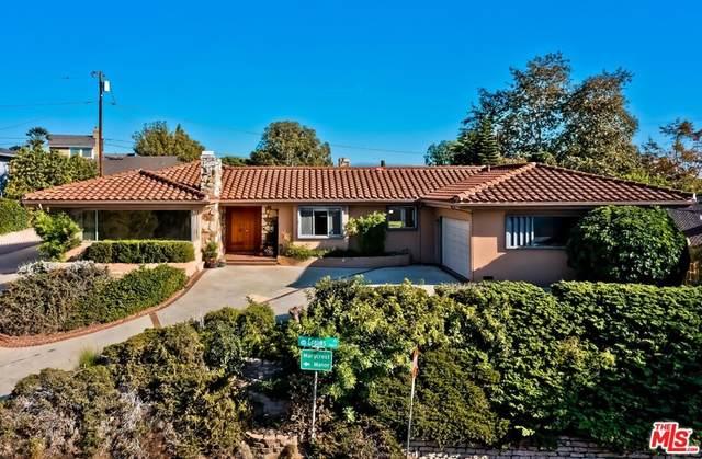 10706 Cranks Road, Culver City, CA 90230 (#21796310) :: Blake Cory Home Selling Team