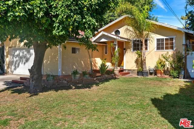 19821 Arminta Street, Canoga Park, CA 91306 (#21796324) :: Blake Cory Home Selling Team