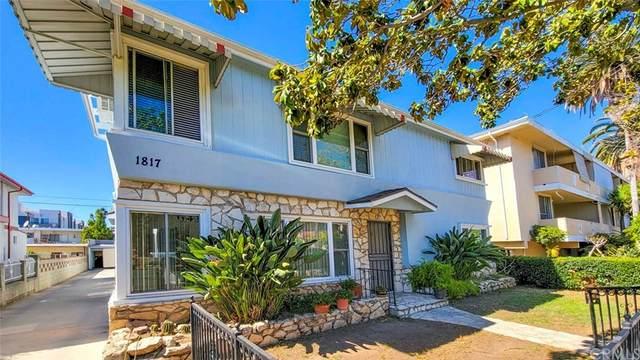 1817 N Alexandria Avenue, Los Feliz, CA 90027 (#AR21230460) :: Mainstreet Realtors®