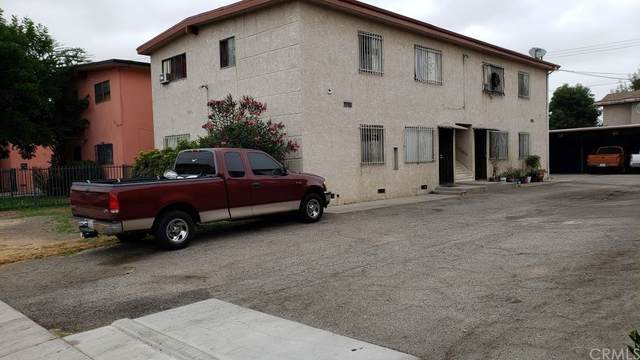 10819 Elliott Avenue, El Monte, CA 91733 (#OC21217174) :: The Kohler Group