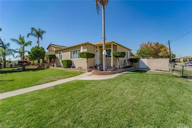8503 Greenvale Avenue, Pico Rivera, CA 90660 (#DW21230482) :: Zutila, Inc.