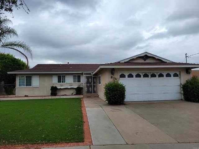 831 Floyd Ave, Chula Vista, CA 91910 (#PTP2107292) :: Blake Cory Home Selling Team