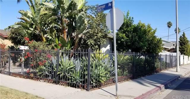 8644 Denver Avenue, Los Angeles (City), CA 90044 (#SR21230417) :: RE/MAX Freedom