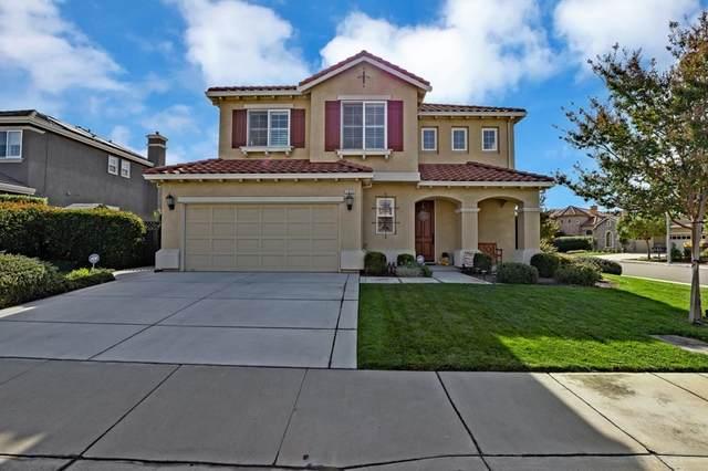 1620 Avenida De Los Padres, Morgan Hill, CA 95037 (#ML81867160) :: Compass