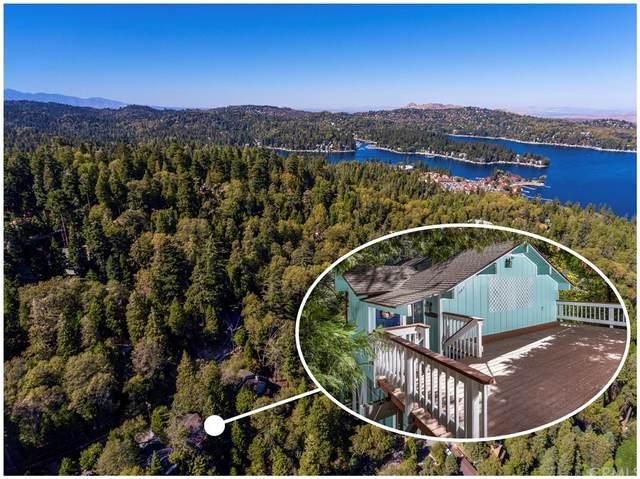 587 Wellsley Drive, Lake Arrowhead, CA 92352 (#EV21230532) :: Blake Cory Home Selling Team