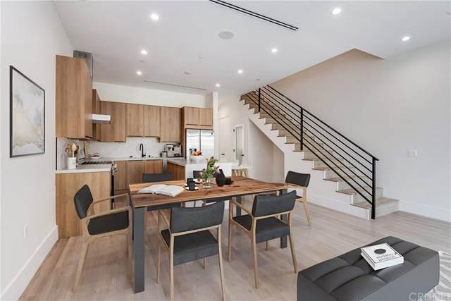 5258 Hermitage Avenue #3, Valley Village, CA 91607 (#SR21230491) :: RE/MAX Empire Properties