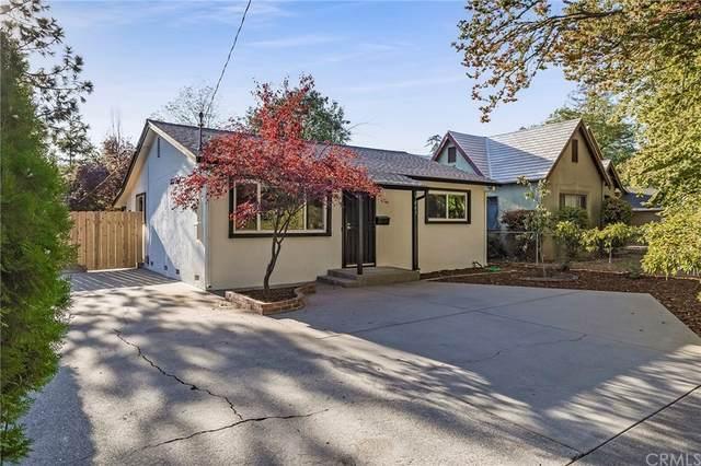 1445 Hobart Street, Chico, CA 95926 (#SN21229019) :: Bob Kelly Team