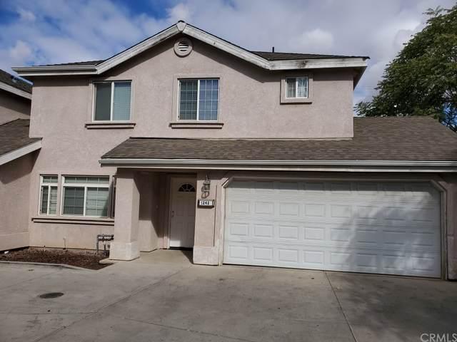 1242 E Alexander Avenue, Merced, CA 95340 (#MC21230557) :: The Laffins Real Estate Team